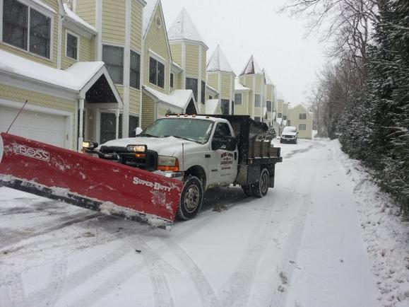 SNOW PLOWING SERVICES ARLINGTON NEBRASKA