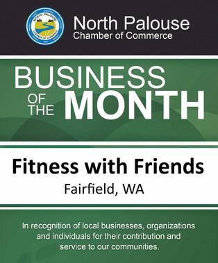November Business of the Month: Fitness with Friends
