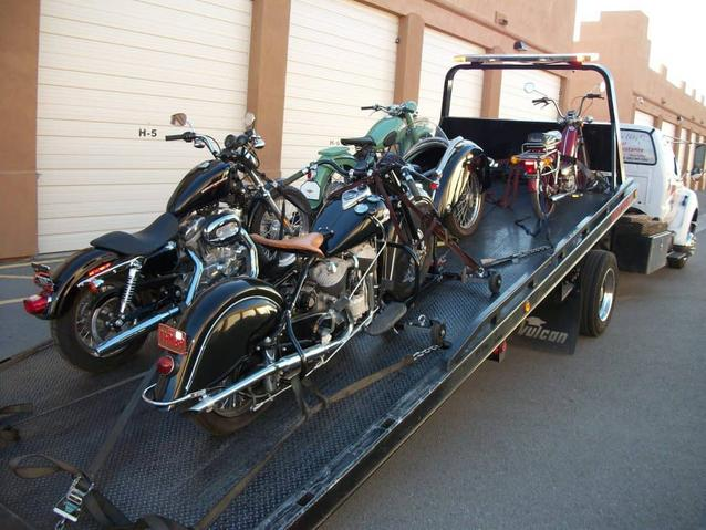 Motorcycle and Trailer Towing Services in Omaha NE | 724 Towing Services Omaha