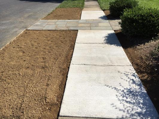 Leading Concrete Sidewalk Replacement Services and Cost in Bellevue Nebraska | Lincoln Handyman Services