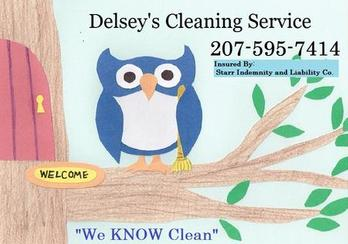 Cleaning Services Denmark Maine