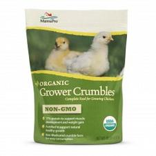 Organic Grower Crumbles