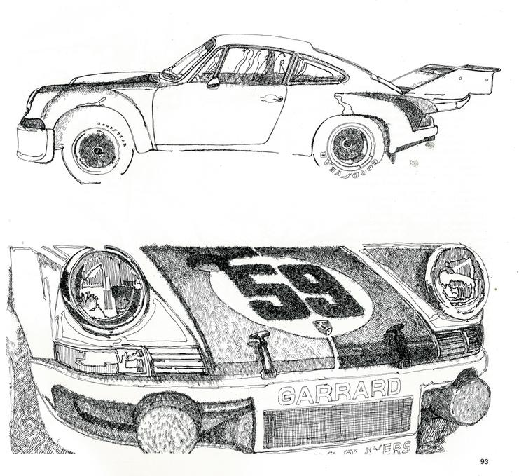Porsche Sport: The Porsche 917-10
