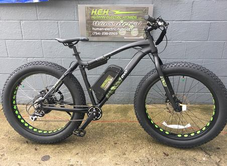 HEH Big Ridge Electric Fat Bike (EFB)