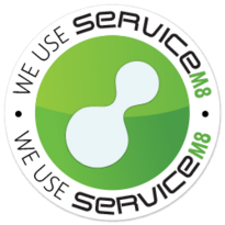 We Use ServiceM8
