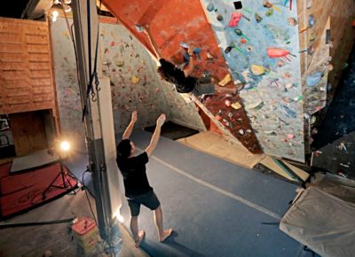 Chicago Bouldering Collective
