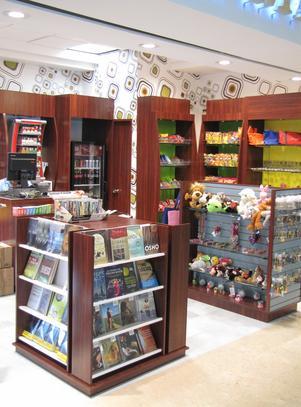 Muebles para tiendas comercios plazas centros comerciales - Muebles para centros comerciales ...