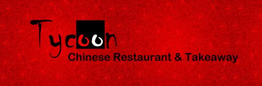 Tycoon Chinese Restaurant Take Away Menu
