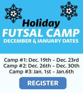 HOLIDAY SOCCER CAMPS
