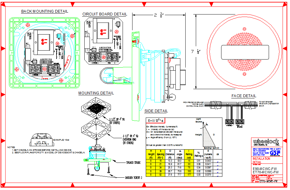 fire alarm system wiring pdf