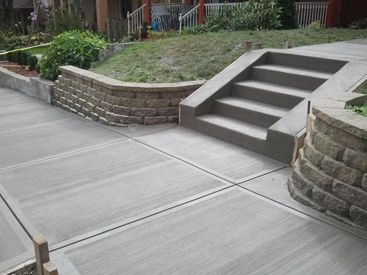 Leading Concrete Sidewalk Replacement Services and Cost in Waverly Nebraska | Lincoln Handyman Services