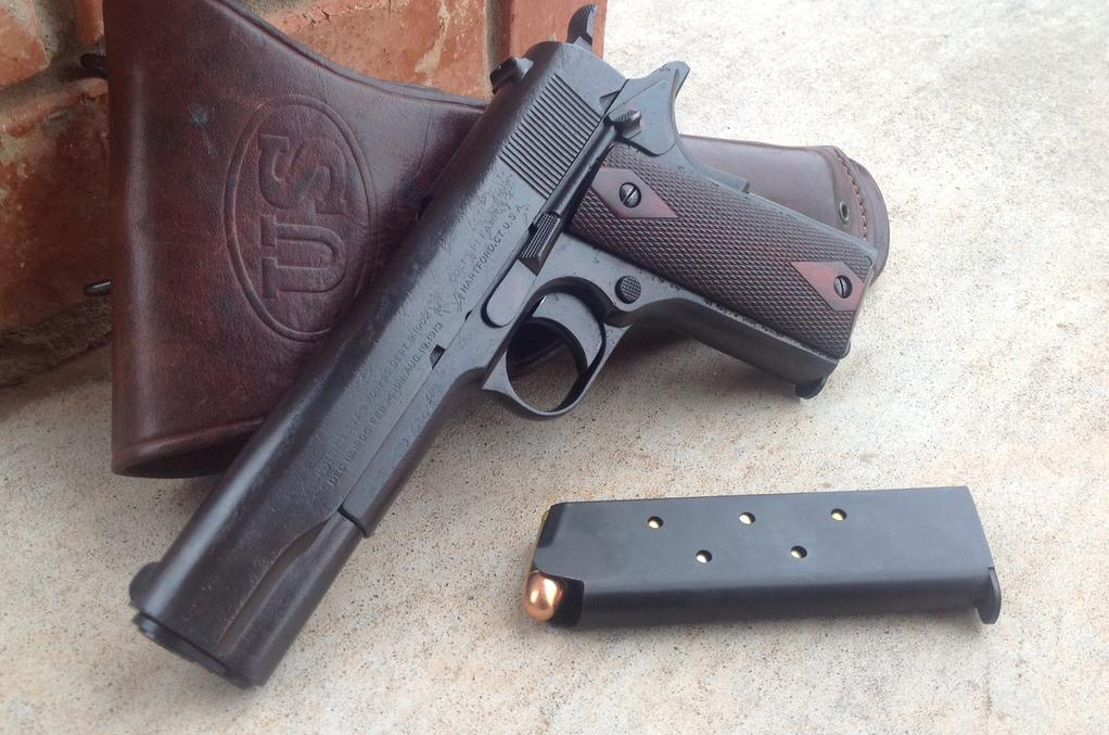 WWI Colt USGI M1911 M1911 Pistol Ww1