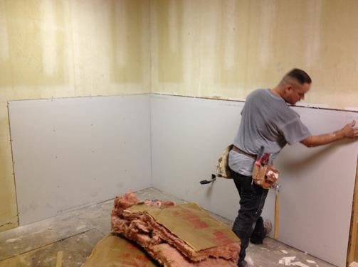 DRYWALL REPAIR AND PATCH SERVICES