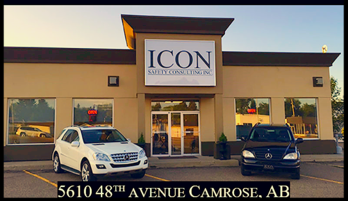 ICON SAFETY CONSULTING INC. We Have Moved