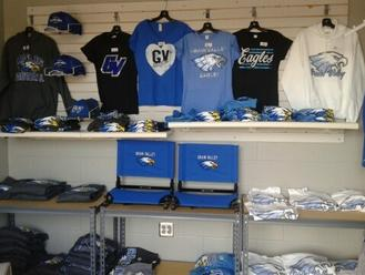 Grain Valley Eagles Booster Club Online Spirit Store