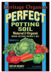 CALIFORNIA SOILS SANCTUARY SOIL, POTTING MIX, PLANTING SOIL