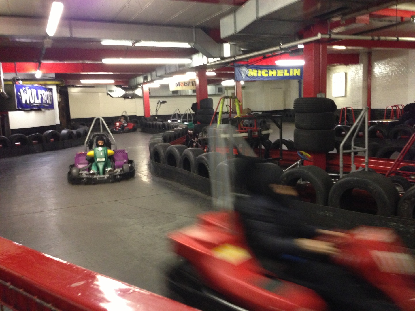 Kids Go Karting Parties | Days out for Children in Gloucestershire