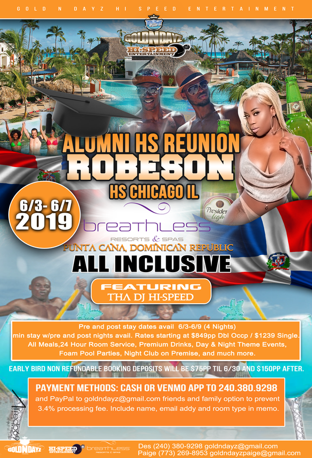 Robeson High Alumni Reunion