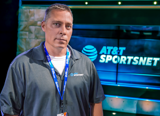 Andrew Yousse, AT&T Sportsnet Southwest, Photographer