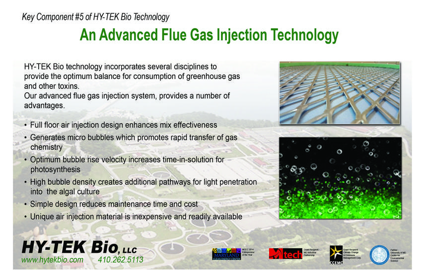 HY-TEK Bio - Gas Injection