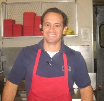 Our Store Manager/Meat processing professional Mr. H.