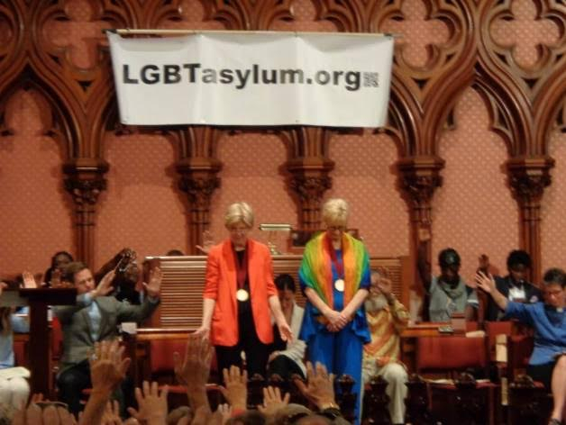 LGBT Asylum Task Force - Supporting New Beginnings