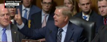 Lindsey Graham Blasts Senate Democrats: I Hope You Never Get This Seat