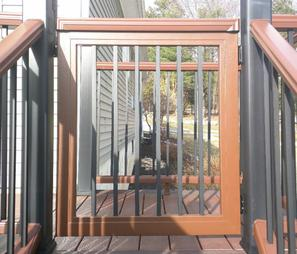 Trex Deck Gates & Decks/ TimberTech Deck Gates/ Fiberon
