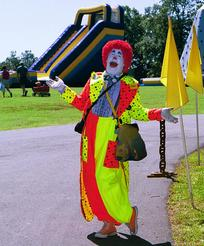 Company Picnic Clowns-Entertainment-Inflatable Games