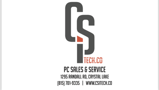 CSI Tech PC Sales and Service Crystal Lake IL