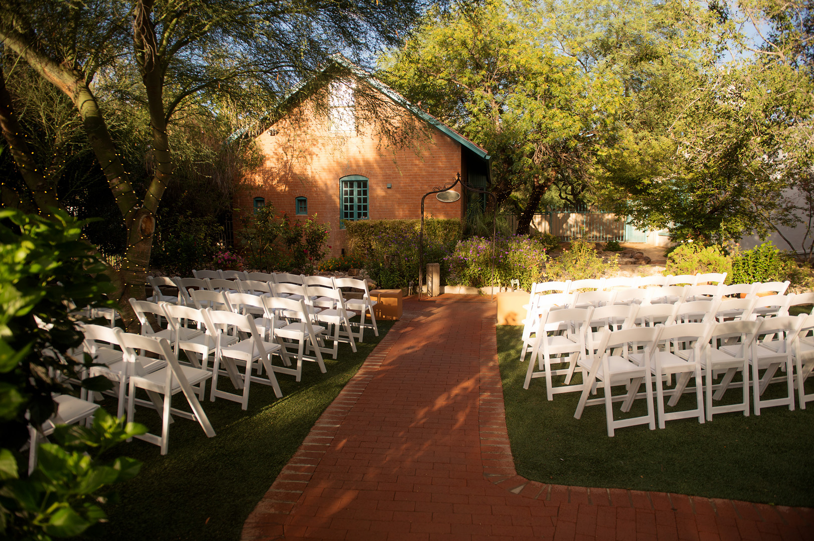Wedding venue event venue kingan gardens tucson az junglespirit Image collections