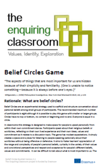Download the latest Belief Circle Guide