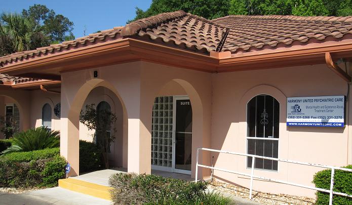 Harmony United Psychiatric Care Facility In Gainesville FL