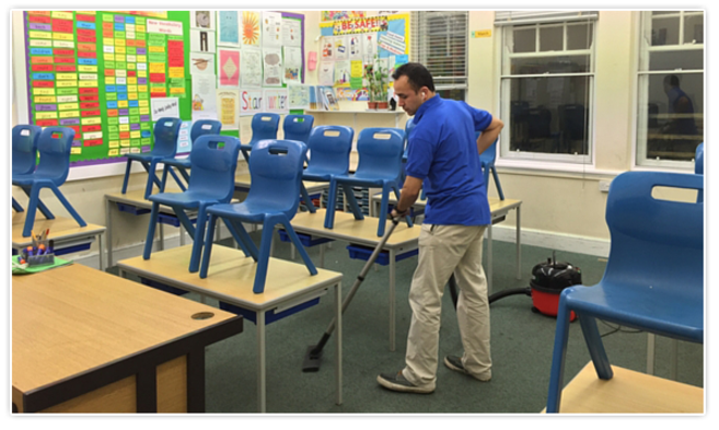 Reliable Day Care Cleaning Services and Cost Edinburg Mission McAllen TX | RGV Janitorial Services