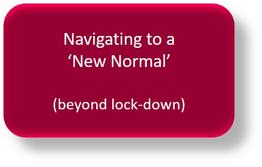 Navigating to a New Normal