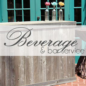 beverage and bar rentals