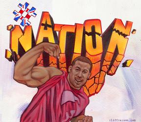 NATION 2hench4tv Bobby Henderson by Cliff Carson