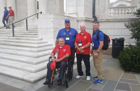 Badger Honor Flight 24 Sept 2016 Pictures
