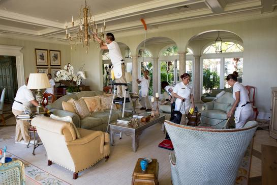 Deep Estate Cleaning Services in Las Vegas NV MGM Household Services in Las Vegas NV