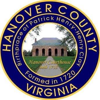 Hanover County of VA