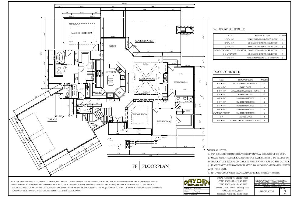 Floor Plans – How To Read Construction Site Plans