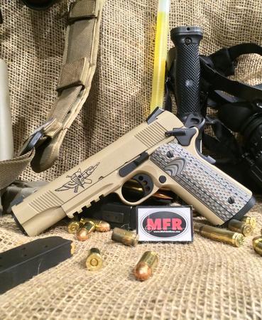 Cerakote Application, Gun Smithing - Midway Firearm Refinishing