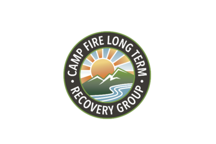 camp fire long term recovery group logo