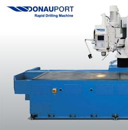 DONAUPORT 540 - Coordinate Drilling & More