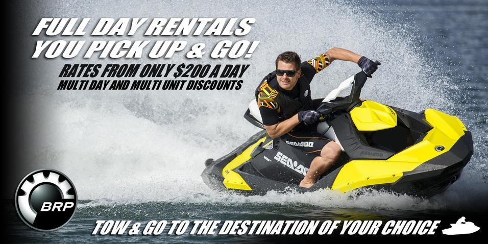 Jet Ski Rental Reservations Form