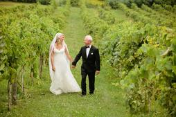 Romantic Wedding Vineyard Venue