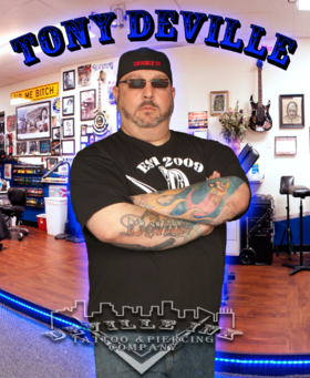 DeVille Ink Baltimore Maryland Tony DeVille