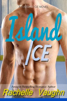 island ice rachelle vaughn hockey romance deserted tropical beach read