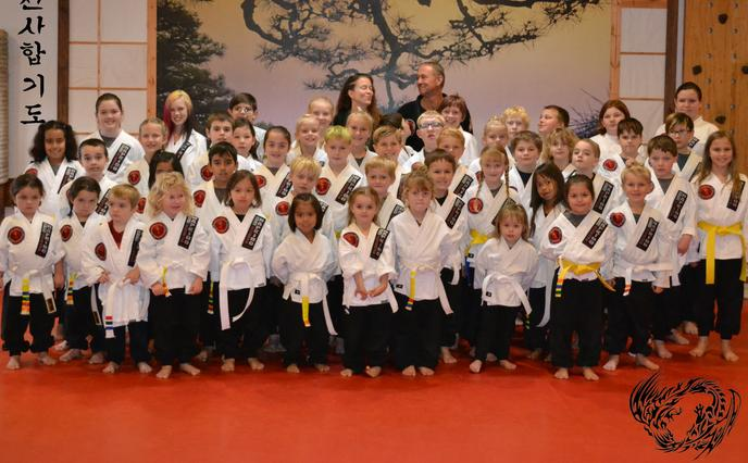 Phoenix Dragon Youth Classes