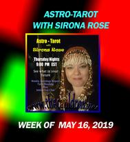astrology, sirona rose, tarot readings